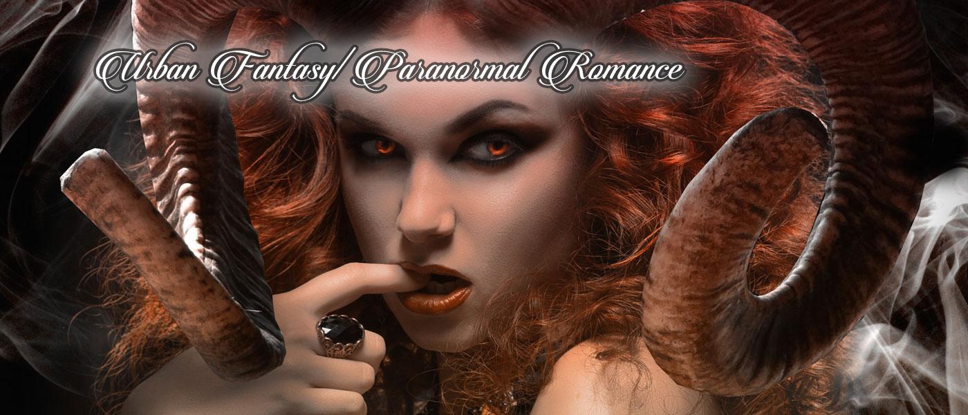 Urban Fantasy/Paranormal Romance